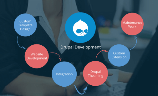 Drupal Website Development Services