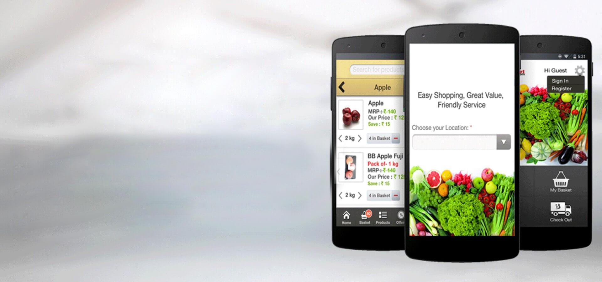 iPhone App Design Service - Hire iPhone App UI Design